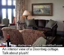 Doonbeg Cottages - Interior
