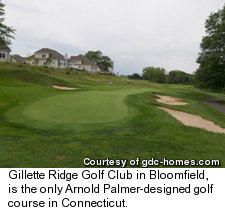 Gillette Ridge Golf Club