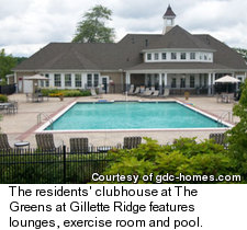 Greens at Gillette Ridge - Clubhouse