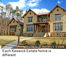 Keswick Estate - Homes