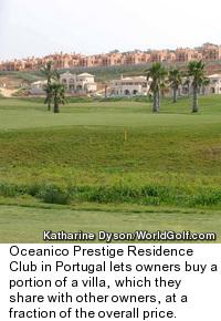 Oceanico Prestige Residence Club's Amendoeira Villas