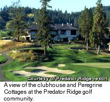 Predator Ridge Golf Community - Clubhouse