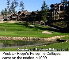 Predator Ridge's Peregrine Cottages