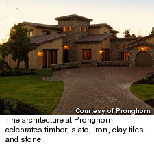 Pronghorn Homes Exterior View