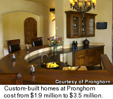 Pronghorn Homes Interior View