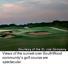 SouthWood Golf Community