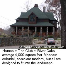 The Club at River Oaks - Homes