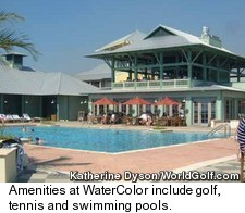 WaterColor Amenities