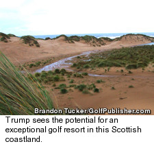 Trump Scotland - Aberdeen Golf Resort