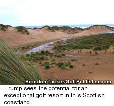 Trump Scotland - Aberdeen Golf Resort