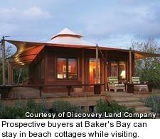 Baker's Bay - beach cottage