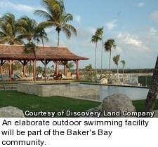Baker's Bay - pool