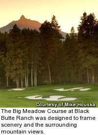 Black Butte Ranch - Big Meadow Course - hole 10