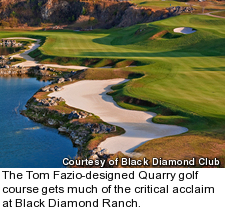Black Diamond Ranch - Quarry golf course - hole 15