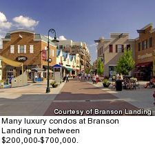 Branson Landing real estate