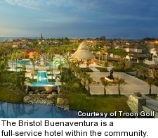 Buenaventura community - hotel