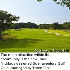 Buenaventura Golf Club - hole 11