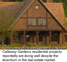 Callaway Gardens Real Estate