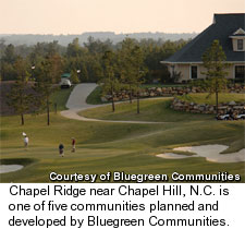 Chapel Ridge Golf Community