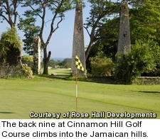 Cinnamon Hill Golf Course - hole 17