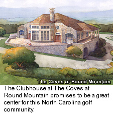 The Coves at Round Mountain - Clubhouse