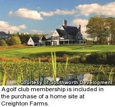 Creighton Farms - home and course