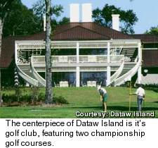 Dataw Island Clubhouse