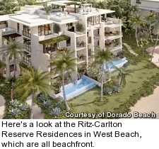 Ritz-Carlton Reserve Residences - West Beach