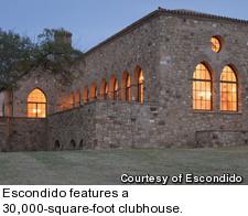 Escondido - clubhouse