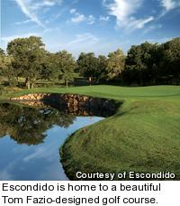 Escondido - golf course
