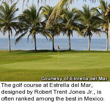 Estrella del Mar - golf course
