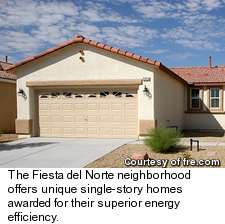 Fiesta del Norte Homes - Las Vegas