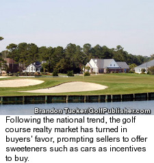 Golf Course Realty