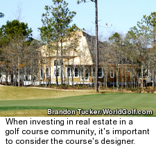 Golf Course Realty Tips