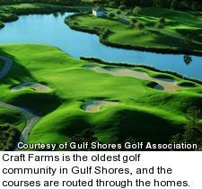 Gulf shores alabama plenty of great second home options for Craft farms gulf shores al