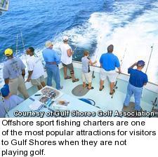 Gulf Shores, Alabama - offshore fishing