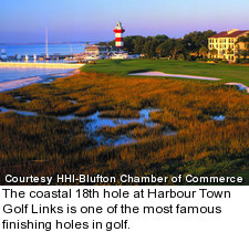 Hilton Head Island - Harbour Town Golf Links