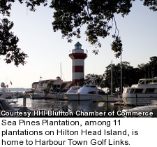 Hilton Head Island - Sea Pines Resort