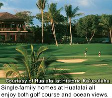 Hualalai resort - homes