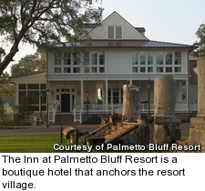 The Inn at Palmetto Bluff Resort