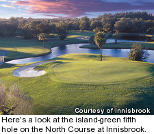 North Course at Innisbrook - hole 5