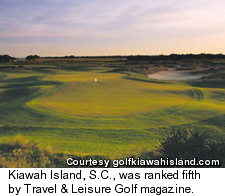 Kiawah Island Golf Community