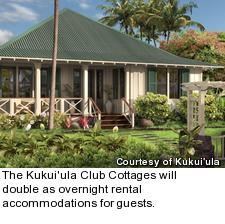 Kukui'ula - Club Cottages