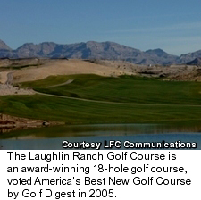 Laughlin Ranch Golf Course - 18-Hole Golf Course