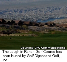 The Laughlin Ranch Golf Course