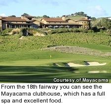 Mayacama - clubhouse