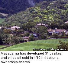 Mayacama - villas