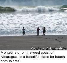 Montecristo - beach