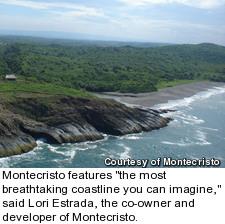 Montecristo - coast