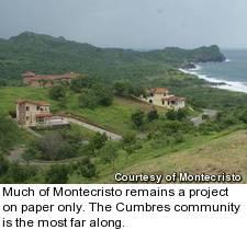 Montecristo - Cumbres community